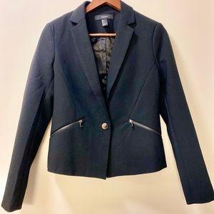 Forever 21 black blazer (size small)